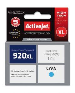 Cartus compatibil HP 920XL Cyan pentru HP CD972, Premium Activejet, Garantie 5 ani