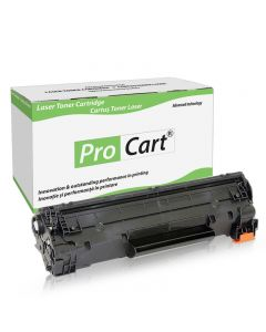 Cartus toner compatibil CRG719I pentru Canon, negru, ProCart®