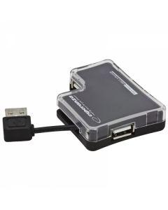 Hub 4 porturi USB, Esperanza 480Mb/s