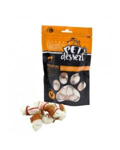 Recompense Pet's Dessert Knotted Bone &amp